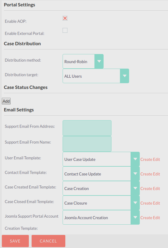 Cases with Portal :: Docs